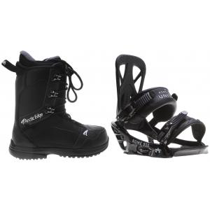 Image of Arctic Edge 1080 Boots w/ Rome United Bindings