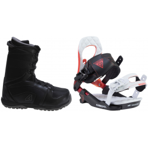 Image of Avalanche Surge Boots w/ Rossignol Cobra V1 Bindings