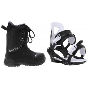 Image of Arctic Edge 1080 Boots w/ Chamonix Savoy Bindings