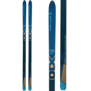 Image of Fischer Outback 68 Crown XC Skis