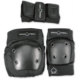 Image of Protec Street Gear 3 Pack Skate Pads