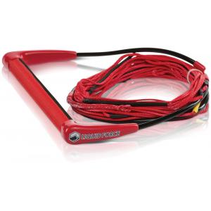 Image of Liquid Force Comp Handle w/ Dyneema Line Wakeboard Rope Combo