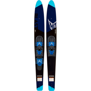 Image of HO Blast Combo Skis w/ Horseshoe/RTS Bindings