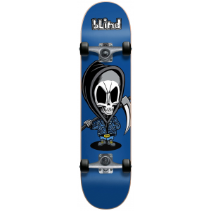 Image of Blind Bone Thug Soft Wheel Skateboard Complete