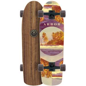 Image of Arbor Pilsner Walnut Photo Longboard Complete