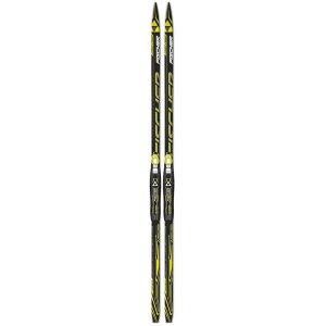 Image of Fischer Sprint Crown NIS Mounted XC Ski Package