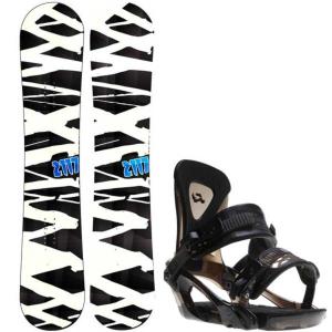 Image of 2117 of Sweden Hintertux Wide Snowboard w/ Ride KX Bindings