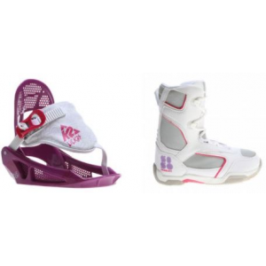 Image of 5150 Starlet Boots w/ K2 Lil Kat Bindings