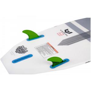 Image of Hyperlite Flux Surf Fin Set w/ Key