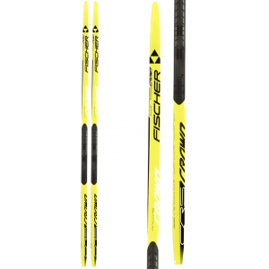 Image of Fischer CRS Skate NIS Mounted XC Ski Package