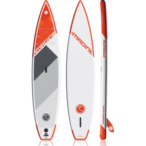 Image of Imagine Mission DLX Inflatable SUP Paddleboard
