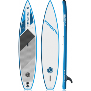 Image of Imagine Mission LTE Inflatable SUP Paddleboard