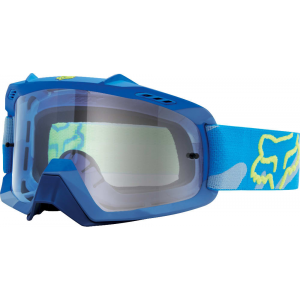 Image of Fox Air Space Camo Motocross Bike Goggles