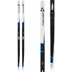 Image of Fischer Jupiter Control XC Skis w/ Classic Bindings