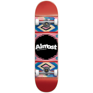 Image of Almost Native American Skateboard Complete