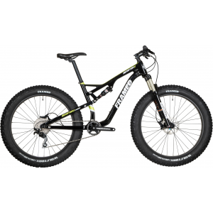 Image of Framed Beartrax Deore 1X10 Full Suspension Fat Bike w/ Carbon Wheels