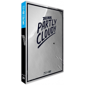 Image of Partly Cloudy (Level 1) Ski Dvd/Blue-Ray