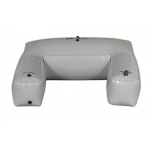 Image of Pro X Series Fat Seat Fits Inboard Boats w/ Remov Rear Seat 1500 Lbs