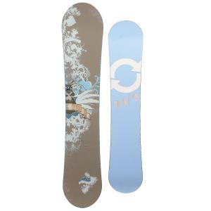 Image of Twenty Four/Seven Fawn Snowboard
