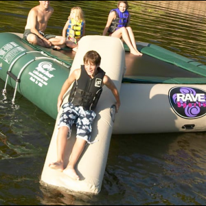 Image of Rave Aqua Slide Small Northwoods
