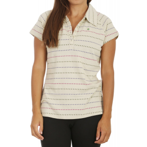 Burton Peacemaker Polo Shirt Sand
