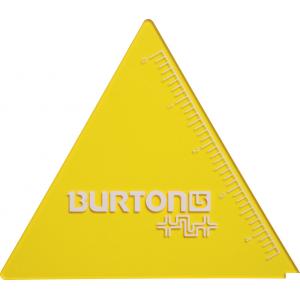 Image of Burton Tri Scraper Yellow