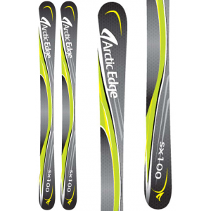 Image of Arctic Edge SX100 SB Twin Camrock Skis