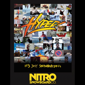 Nitro Hyped Snowboard DVD