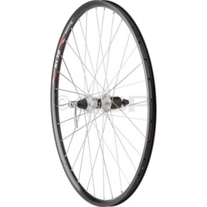 Image of Dimension Value Series 2 Front Wheel Shimano Rm40 Silver/Alex Dc19 Bike Wheel