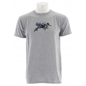 Oakley Frogyle Sun Shirt Heather Grey