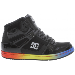 DC Rebound High LE Skate Shoes