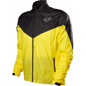 Fox Dawn Patrol Bike Jacket Yellow