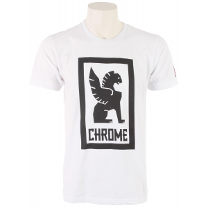 Chrome Large Lockup T Shirt