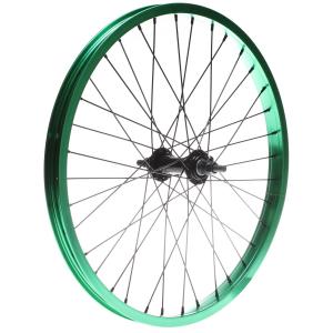 Image of Framed Team Front BMX Wheel 3/8in