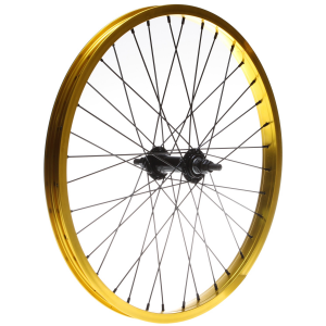 Image of Framed Team Front BMX Wheel 3/8in