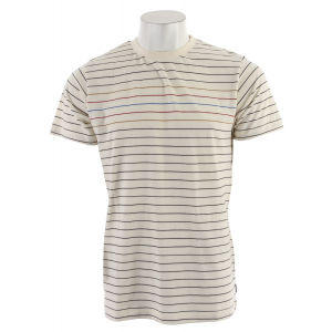 Matix Prime Stripe Shirt Natural