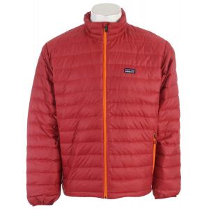 Patagonia Down Sweater Jacket Wax Red