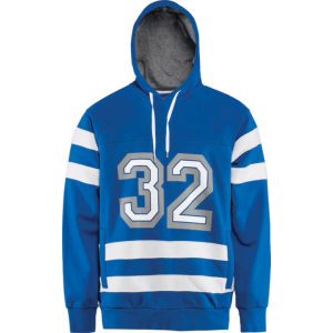 Image of 32 - Thirty Two Crosscheck Pullover Hoodie