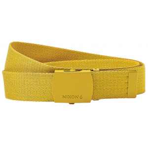 Nixon Basis Belt Sulphur