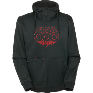 Image of 686 Icon Zip Hoodie
