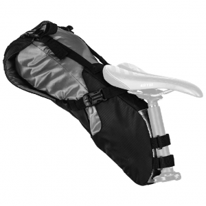 Image of Blackburn Outpost Seat Pack And Dry Bike Bag