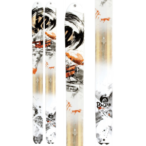 K2 Pon2oon Skis