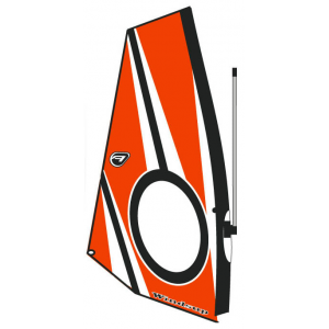 Aerotech Windsup 5.8 Rig Package