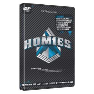 Image of Homies Snowboard DVD
