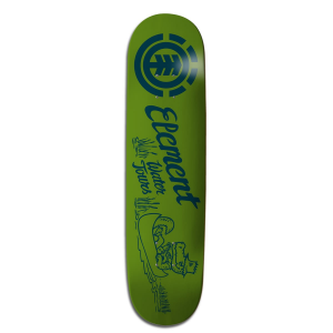 Element Family Biz Waters Skateboard Deck