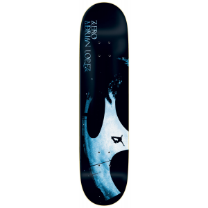 Zero Dying To Live Lopez Skateboard Deck