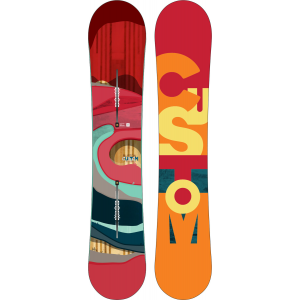 Burton Custom Flying V Wide Snowboard