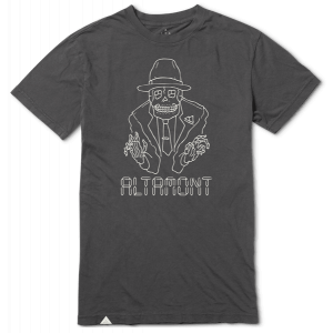 Image of Altamont Digital Skeleton T-Shirt