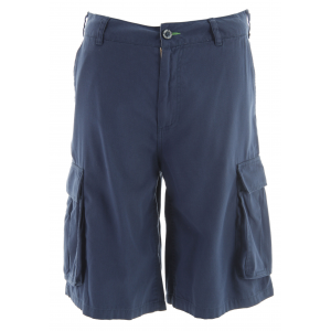 Planet Earth Griffin Cargo Shorts Dark Denim