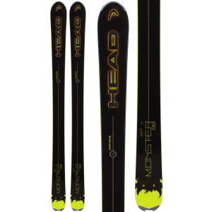Head Monster 98 Ti Skis